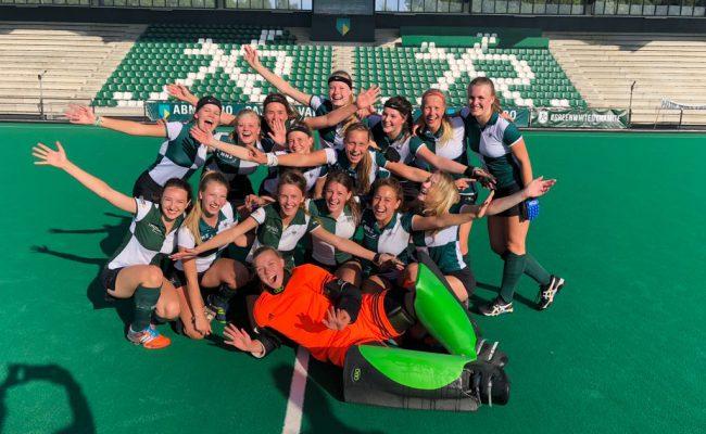 GHBS MA2 Nederlands kampioen voor tweede teams